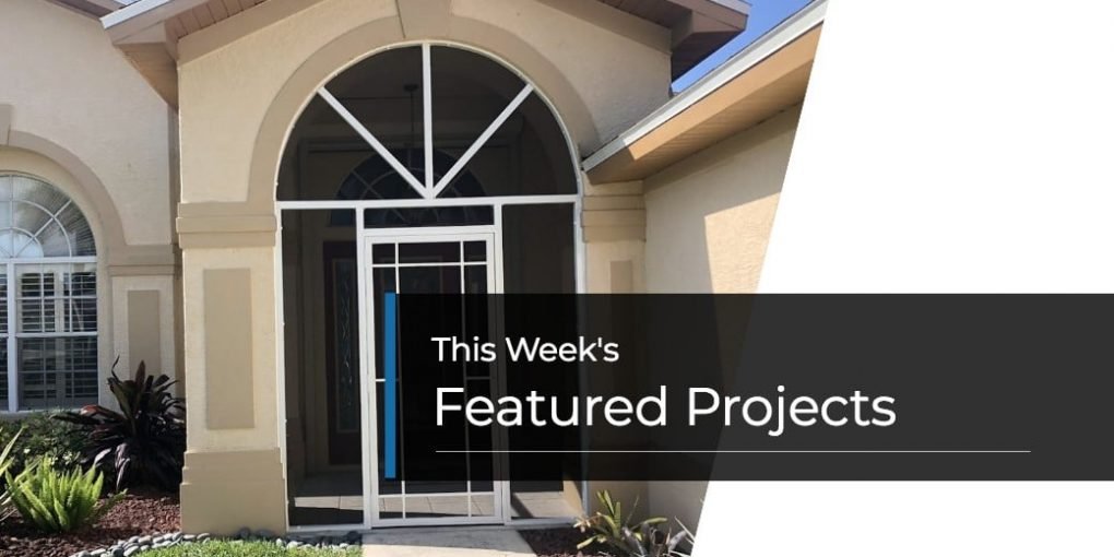 This Week S Featured Projects 2 22 2019 Gulf Coast Aluminum